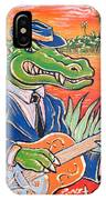 Gator Boogie IPhone Case