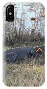 Gator Football IPhone Case