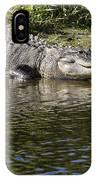 Gator Smile IPhone Case