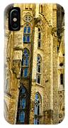 Gaudi - Sagrada Familia IPhone Case