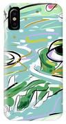 Gavial IPhone Case