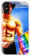 Gay Pride IPhone Case
