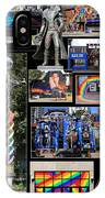 Gay Village 1 IPhone Case