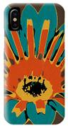 Gazania IPhone Case