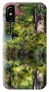 Gazebo Retreat IPhone Case