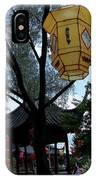 Gazebo With A Lantern IPhone Case