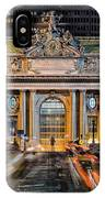 Gct From Park Ave IPhone Case