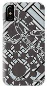 Gears And Chains IPhone Case