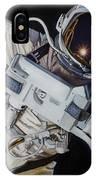 Gemini Iv- Ed White IPhone X Case by Simon Kregar