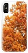 General In Fall Splendor IPhone Case