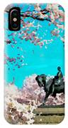 General In The Blossoms IPhone Case