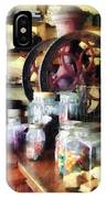 General Store With Candy Jars IPhone Case