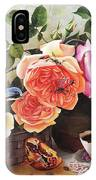 Generous Blooming IPhone Case