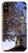 Genesee Church IPhone Case