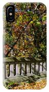 Genesee Valley Park IPhone Case