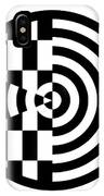 Geomentric Circle 3 IPhone Case