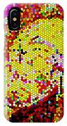 Geometric Abstractions Artwork Colorful Cool Creations Designer Phone Cases 121 Carole Spandau  IPhone Case