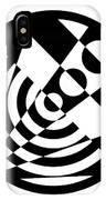Geometric Circle 5 IPhone Case