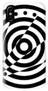 Geometric Circle 6 IPhone Case