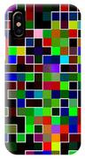 Geometric Pattern 2 IPhone Case