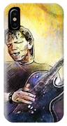 George Thorogood In Cazorla In Spain 02 IPhone Case