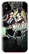 George Wallace Supporter Dem Nat'l Convention Collage Miami Beach Florida 1972-2008 IPhone Case
