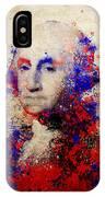 George Washington 3 IPhone Case