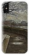 George Washington Bridge From Fort Tryon IPhone Case