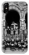 Georgetown Football 1910 IPhone Case