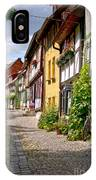 German Old Village Quedlinburg IPhone Case