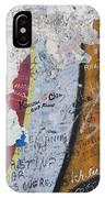 Germany, Berlin Wall Berlin IPhone Case
