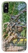 Gettysburg Battleground Memorial IPhone Case