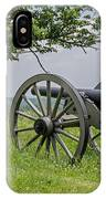 Gettysburg Cannon  IPhone Case