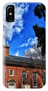 Gettysburg Lutheran Seminary Chapel IPhone Case