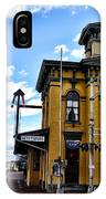 Gettysburg Train Station IPhone Case