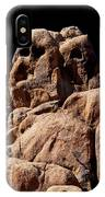 Ghost Rocks Or Ghosts Rock IPhone Case