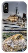 Ghost Ship Ll IPhone Case
