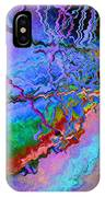 Ghost Strings That The Brain To Heaven Brings IPhone Case