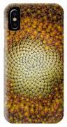 Ghost Sunflower IPhone Case