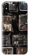 Ghost Towns Collage 1967-2012 IPhone Case