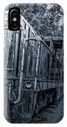 Ghost Train IPhone Case