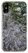Ghost Trees 1 IPhone Case