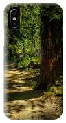 Giant Douglas Fir Trees Collection 2 IPhone Case