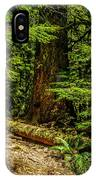 Giant Douglas Fir Trees Collection 3 IPhone Case