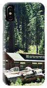 Giant Forest Museum Portrait IPhone Case