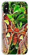 Giant Moth IPhone Case