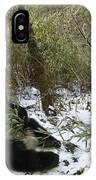 Giant Panda Eating Bamboo Wolong China IPhone Case
