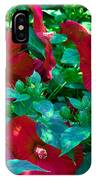 Giant Poppies IPhone Case