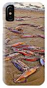 Giant Squid Capitola Beach IPhone Case