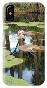 Giant Water Lilies IPhone Case